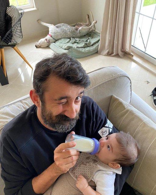 Necip Memili: Babalık dediğin emek ister - Magazin haberleri