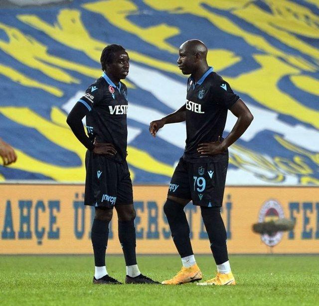 Trabzon'da Eddie Newton ve Cüneyt Çakır tepkisi - Trabzonspor haberleri