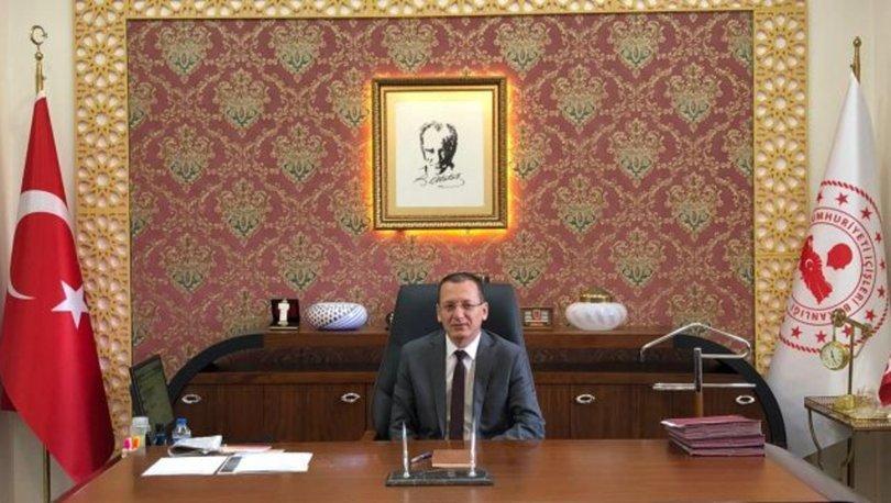 Turgutlu Kaymakamı Ali Yılmaz kendisini karantinaya aldı