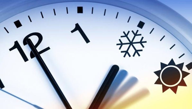 Türkiye'de şu an saat kaç? Kış saati saatler geri alınacak mı? Yaz saati kış saati uygulaması 2020