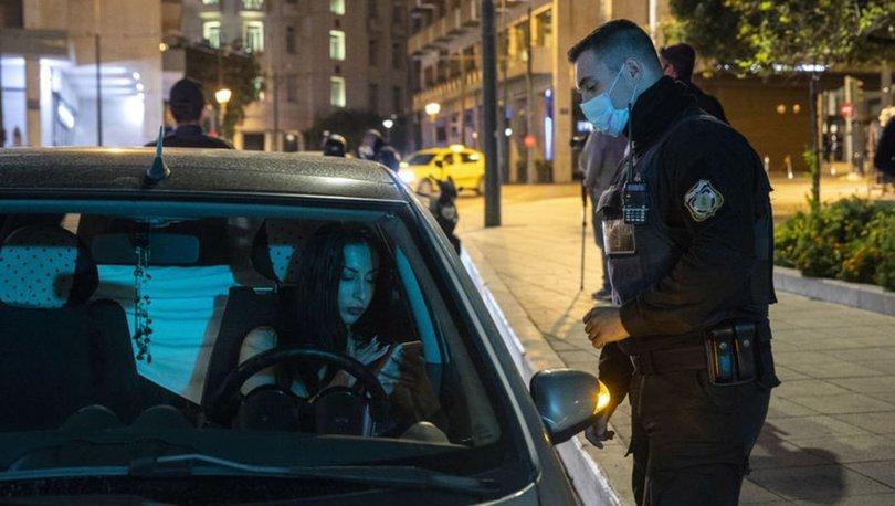 Yunanistan'da sokağa çıkma yasağı başladı! - Haberler