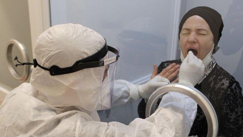 Son dakika: Vaka sayıları arttı, pandemi hastanesinde yoğunluk oluştu - Haberler