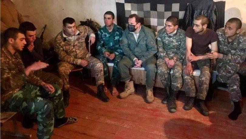 SON DAKİKA: PKK'lı teröristlere Azerbaycan üniforması giydirildi - Azerbaycan Ermenistan Haberler