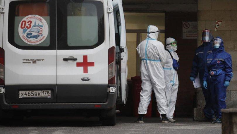 Rusya'da rekor düzeyde günlük yeni koronavirüs vakası! - Haberler