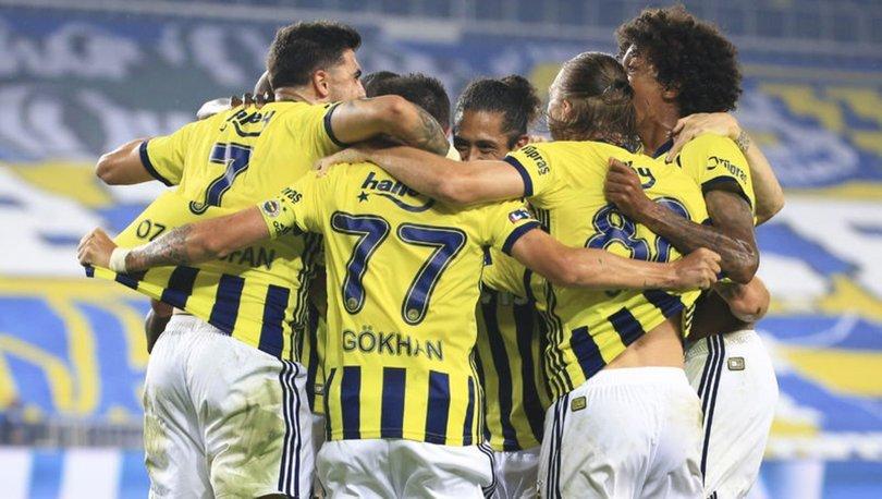 Fenerbahçeli futbolcular