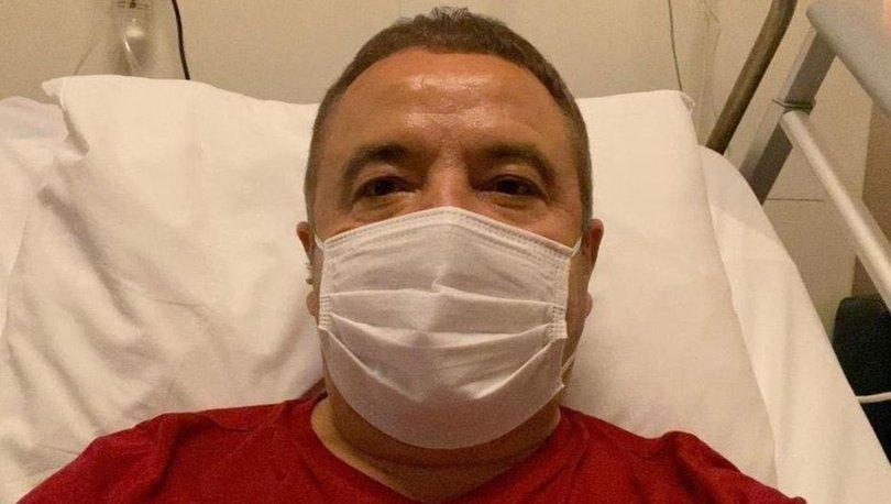 SON DAKİKA: Başkan Böcek'in sağlık durumunda önemli gelişme! - Haberler