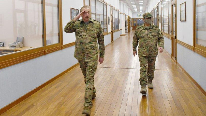 SON DAKİKA AZERBAYCAN ERMENİSTAN: Aliyev'den ateşkes açıklaması! - Haberler