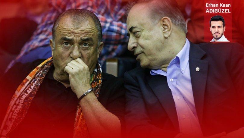 Fatih Terim'den son dakika açıklaması - Galatasaray'da kritik toplantı sona erdi - GS haberleri