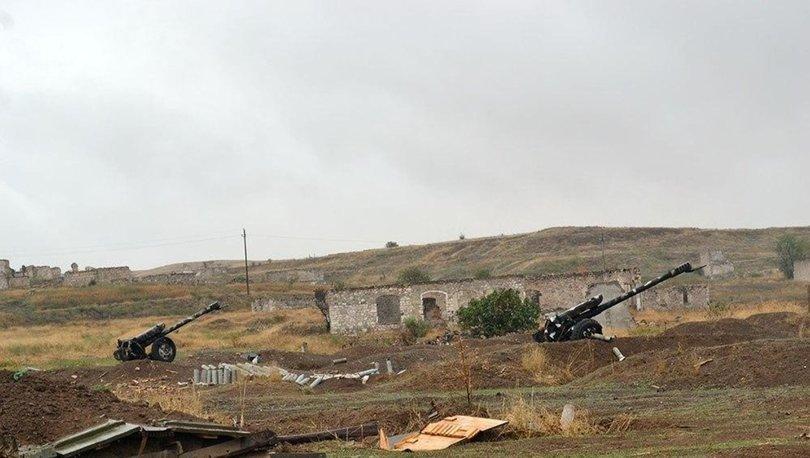 Son dakika Azerbaycan Ermenistan! Ermenistan'ın ateşkes ihlalleri sürüyor!