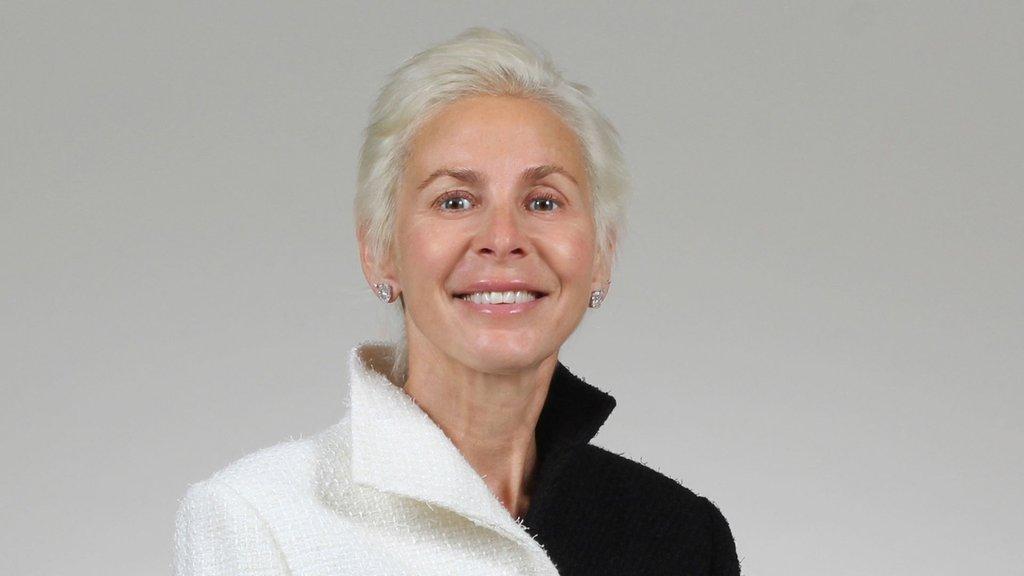 Zapparoli,finansın en güçlü kadını
