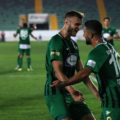 Akhisarspor: 2 - Bursaspor: 1