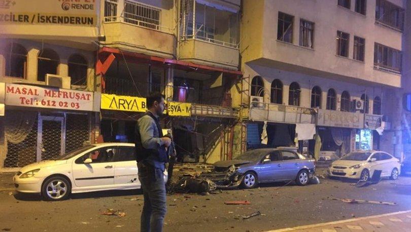 Hatay İskenderun'da patlama mı oldu? Son dakika İskenderun'da patlama haberi ayrıntıları