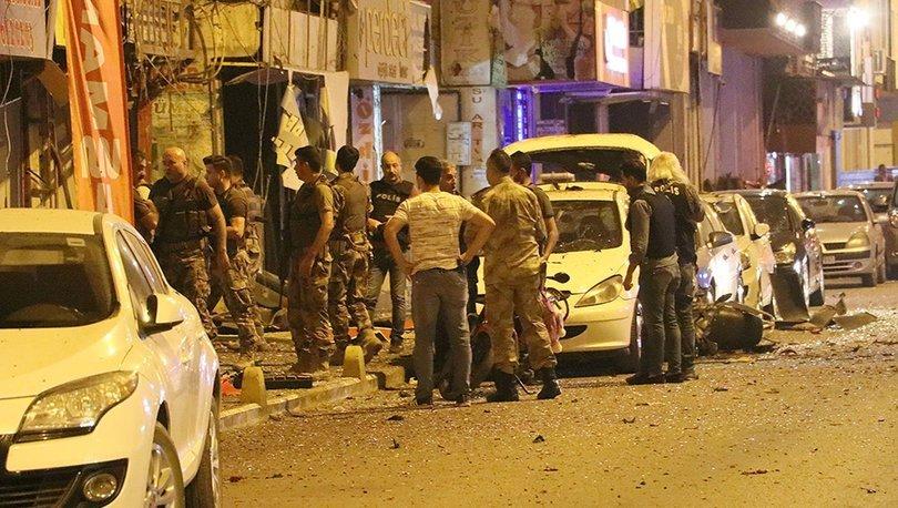 SON DAKİKA HABER: Hatay'da patlama meydana geldi! İskenderun ilçesinde... 2 terörist öldürüldü