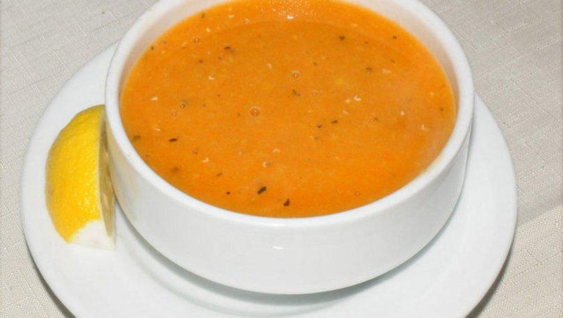 Lokanta usulü mercimek çorbası tarifi, nasıl yapılır?hbrt