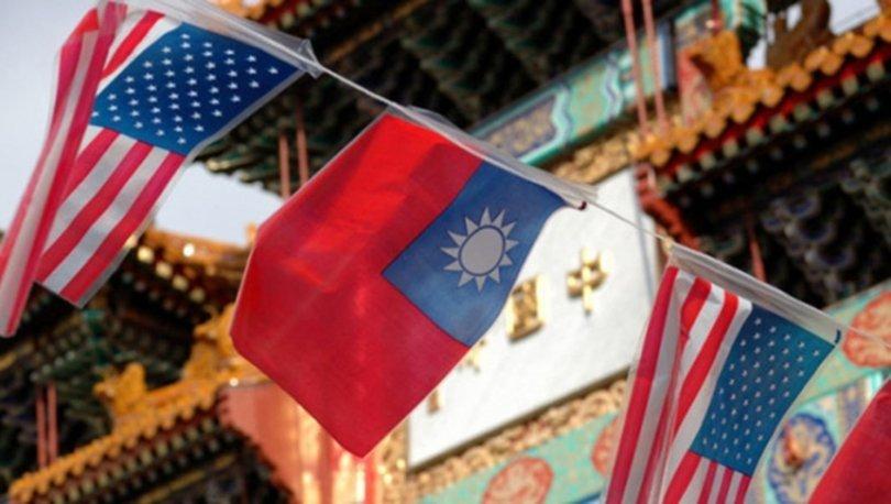 ABD'den Tayvan'a 2,37 milyar dolarlık silah satışı onaylandı