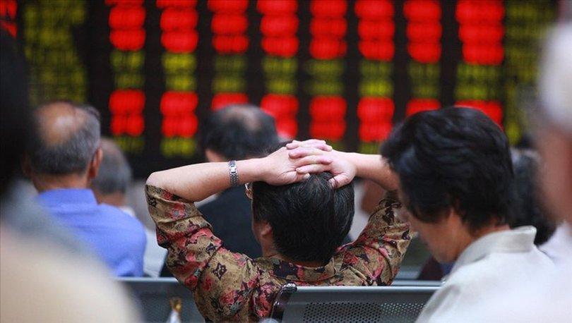 Piyasalarda negatif seyir