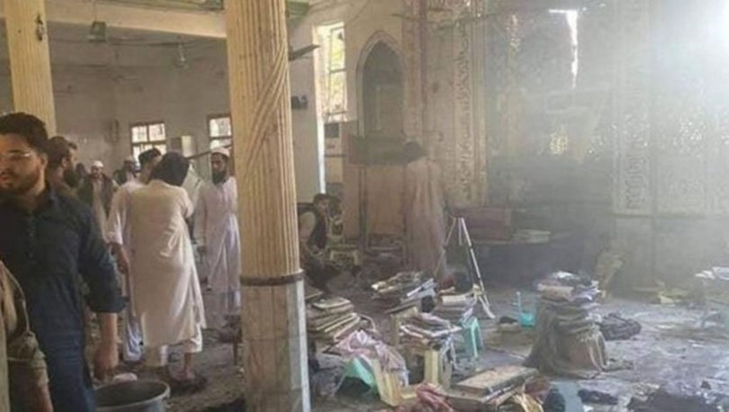 Son dakika haber: Pakistan'da okulda patlama! Ölü ve yaralılar var