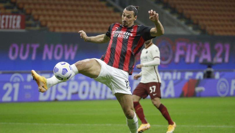 Milan: 3 - Roma: 3 | MAÇ SONUCU