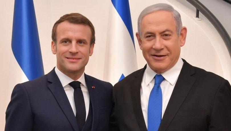 Son dakika: İsrail'den boykot çağrılarına karşı Fransa'ya destek - Haber