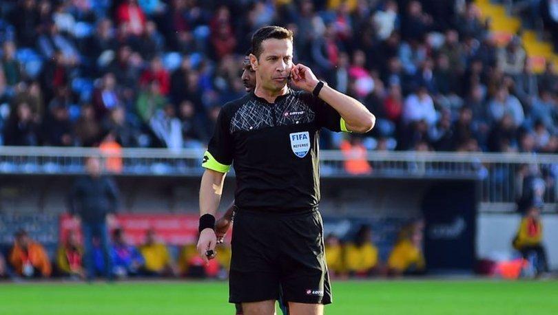 Halis Özkahya, Milan-Sparta Prag maçını yönetecek