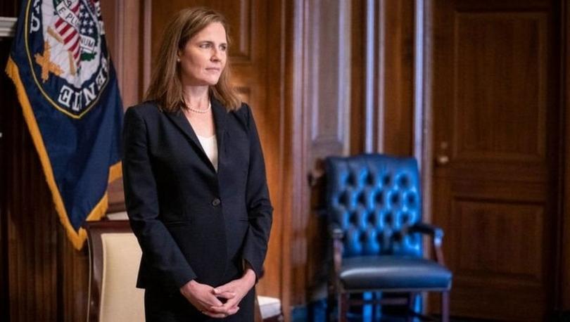 Amy Coney Barrett: ABD Senatosu, Trump'ın adayının Yüksek Mahkeme yargıcı olmasını onayladı