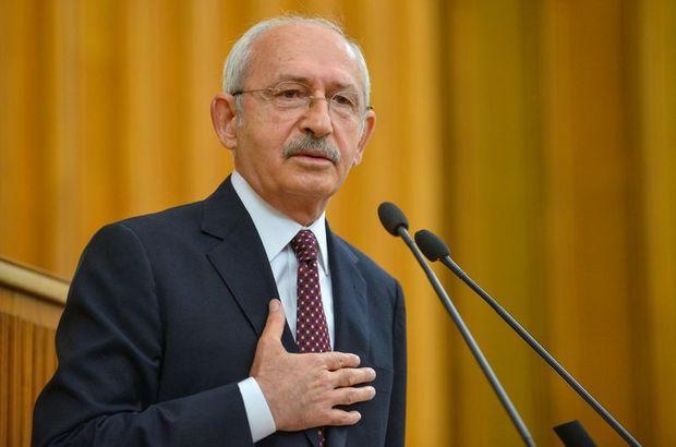 Kılıçdaroğlu'ndan Adalet Bakanı'na tepki