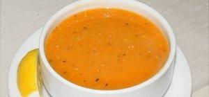 Kırmızı mercimek çorbası tarifi, nasıl yapılır?