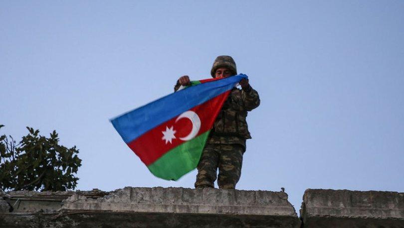 Son dakika Azerbaycan Ermenistan! 177 yerleşim oldu! Cephede son durum! - Haberler
