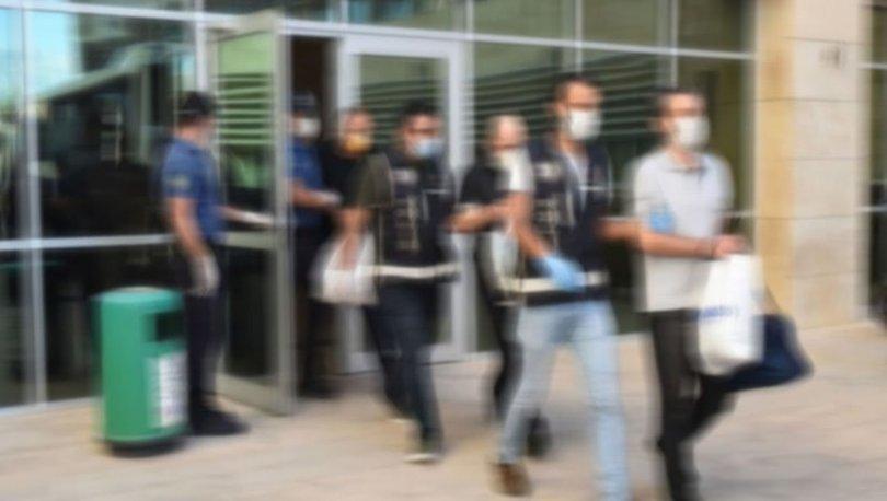 Antalya'da FETÖ/PDY operasyonları! 15 kişi gözaltına alındı