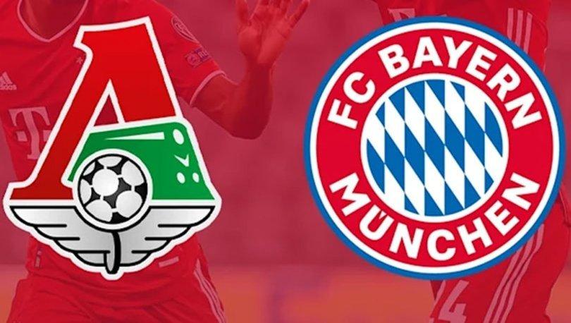 Lokomotiv Moskova Bayern Münih maçı hangi kanalda? Şampiyonlar Ligi maçı ne zaman, saat kaçta?