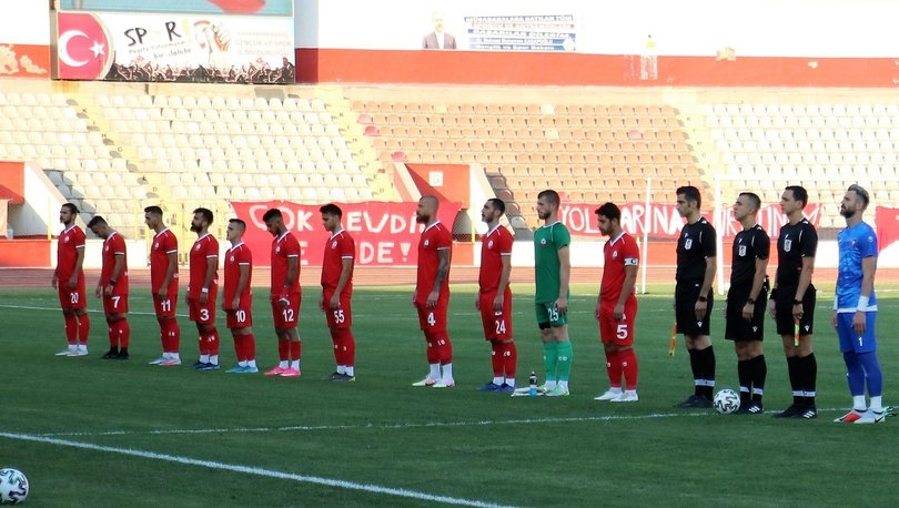 Kahramanmaraşspor'da 14 futbolcunun koronavirüs testi pozitif çıktı