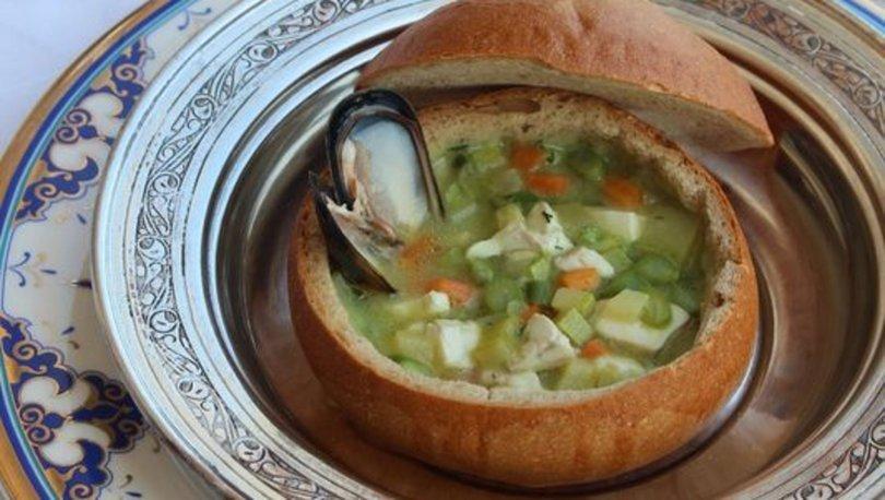 Balık çorbası nasıl yapılır? Balık çorbası tarifi hbrt
