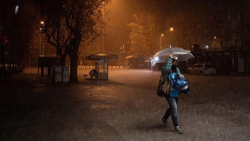 SON DAKİKA: Meteoroloji'den kritik uyarı! Sağanak geliyor...
