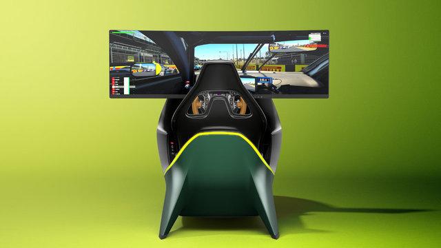 Aston Martin yarış simülatörü geliştirdi! Haberler