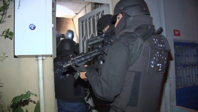 İstanbul'da terör örgütü PKK operasyonu: Gözaltılar var