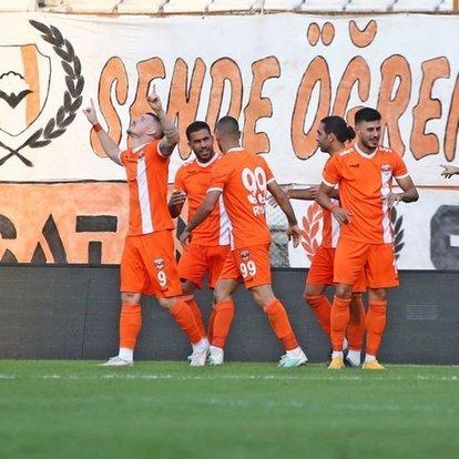 Adanaspor, iyi sonuçlar alarak üst sıralara çıkmayı hedefliyor