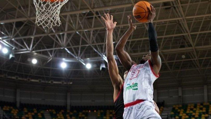 Pınar Karşıyaka, FIBA Şampiyonlar Ligi'ne galibiyetle başladı
