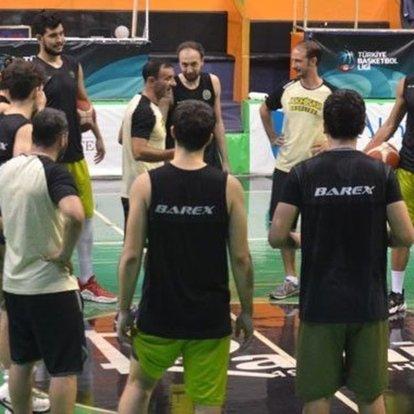 Akhisar Belediyespor Erkek Basketbol Takımı'nda 2 kişinin Kovid-19 testi pozitif çıktı