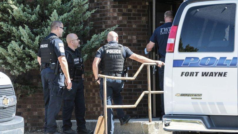 ABD'de maske vahşeti: Güvenlik görevlisini 27 yerinden bıçakladılar
