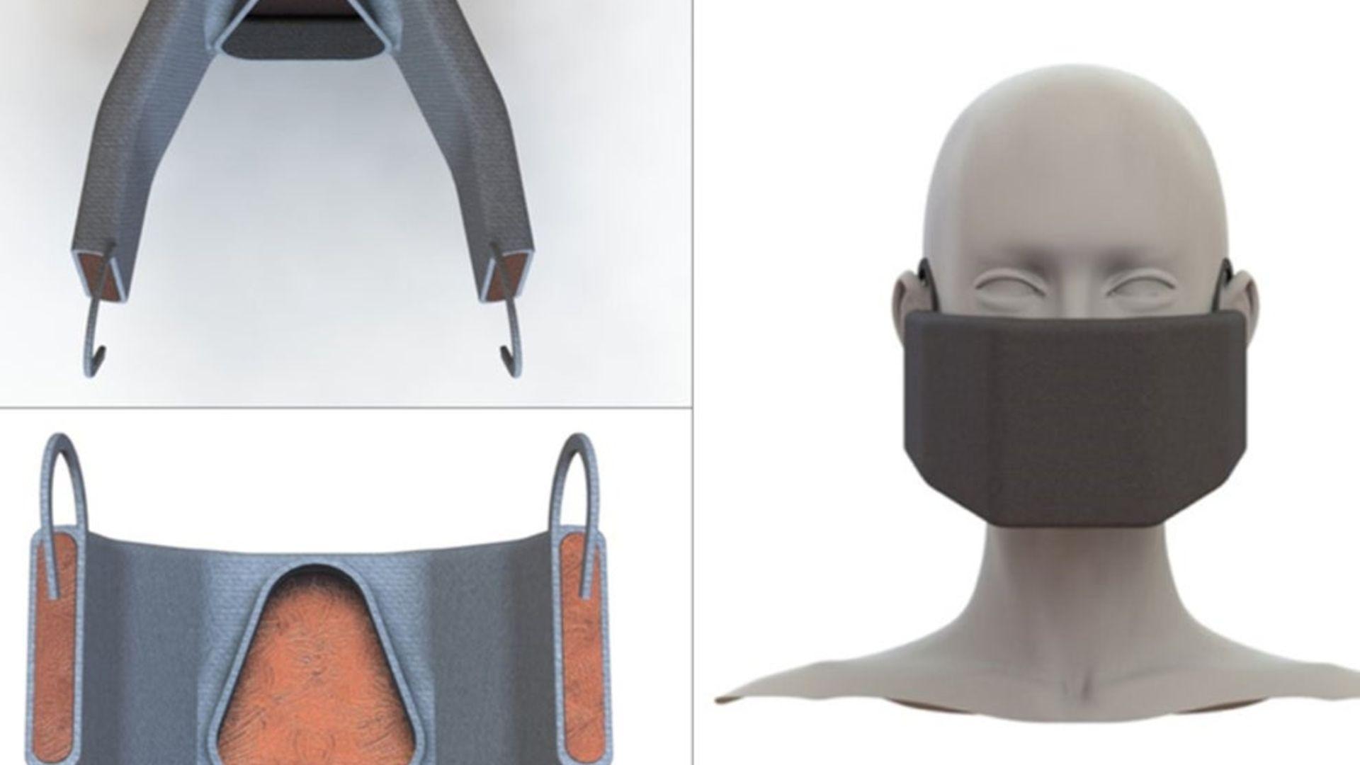 Bu maske virüsü etkisiz hale getiriyor - Haberler
