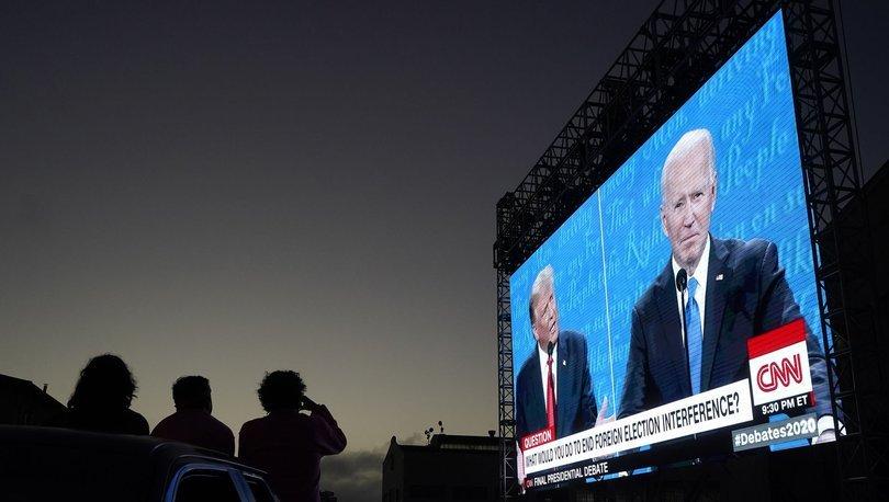 Son dakika: Anketlere göre, seçime 6 gün kala Joe Biden önde, Donald Trump arayı kapatıyor - Haberler