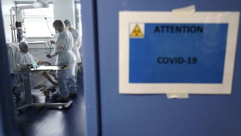 WSJ: Fransa, Avrupa'daki koronavirüs salgınının yeni merkez üssü