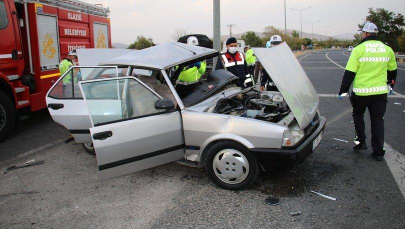 Son dakika: Cenaze yolunda feci kaza: 1 ölü, 2 yaralı! - Haberler