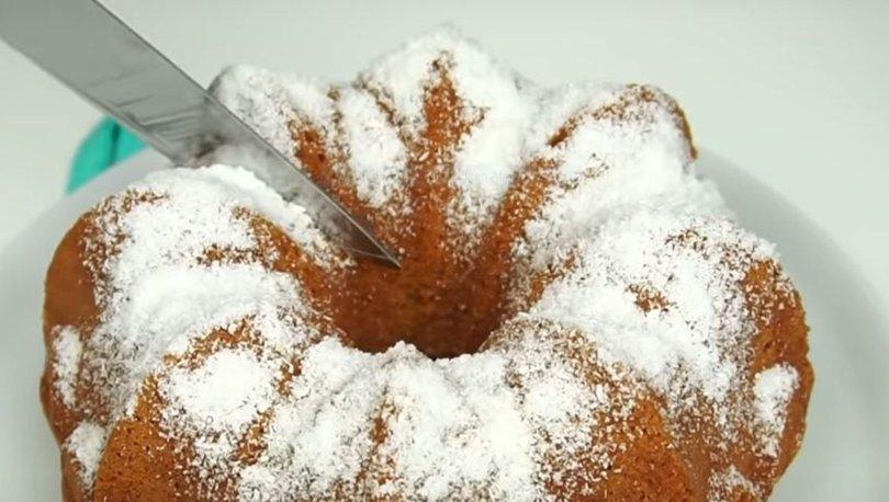 Hindistan Cevizli Kek Tarifi, Hindistan Cevizli Kek Nasıl Yapılır?