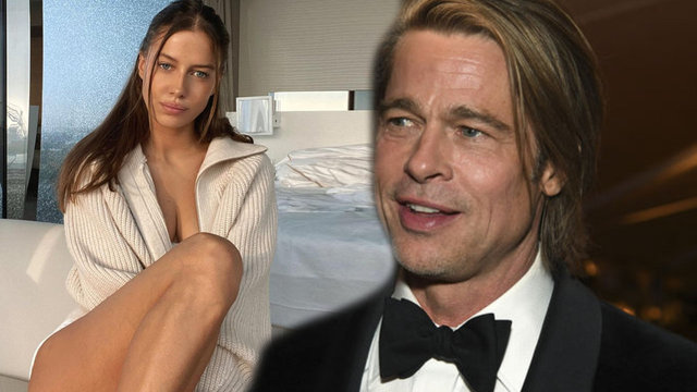Brad Pitt-Nicole Poturalski aşkı bitti - Magazin haberleri