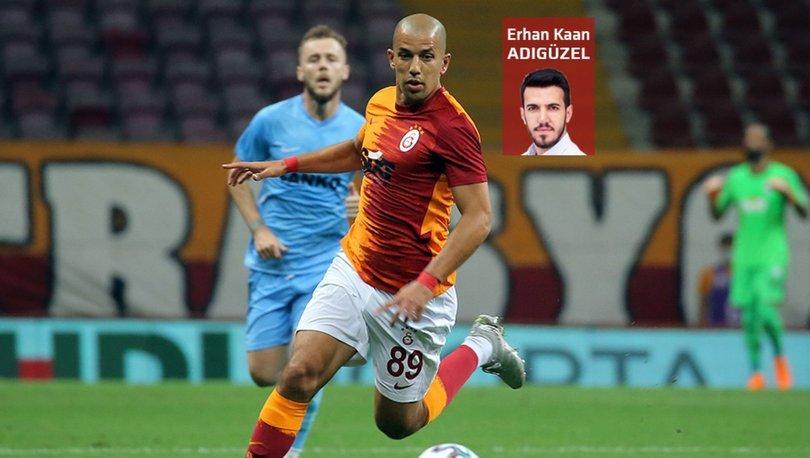 Fatih Terim'den Feghouli'ye kaptanlık dopingi!