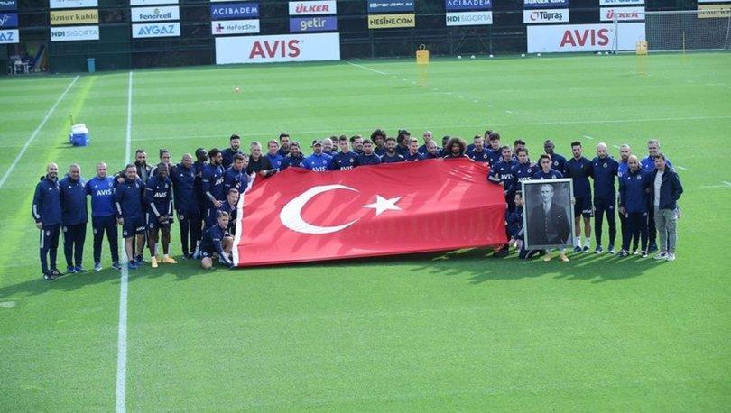 Fenerbahçe'de Antalyaspor maçı hazırlıkları