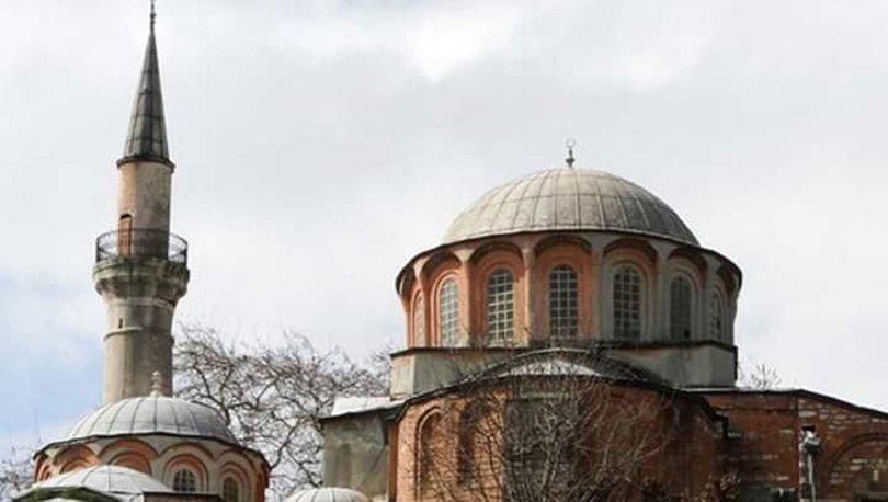 Son dakika: Kariye Camii'nin açılışıyla ilgili flaş açıklama! - Haberler