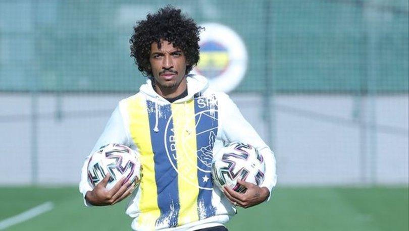 Fenerbahçe'nin Brezilyalı futbolcusu Luiz Gustavo: