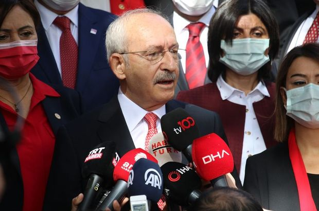 Kılıçdaroğlu'ndan Cumhurbaşkanı Erdoğan'a yanıt
